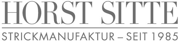 Horst Sitte Strickmanufaktur Logo 620